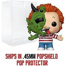 [Patrocinado] Monstruosa Boyd: Funko POP. cubeta de basura niños vinilo–Figura .45mm Pop Protector de visualización incluido
