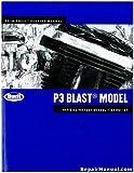 99492-10Y 2010 Buell P3 Blast Service Manual