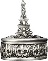 Fashioncraft Eiffel Tower Design Curio Box Favors