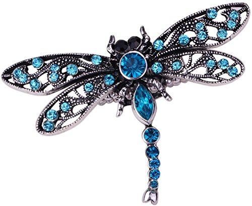 Antique Dragonfly Brooch - 4
