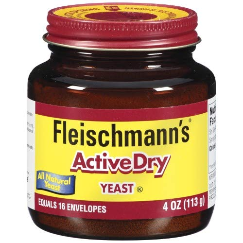 Original Active Dry Yeast (Pack of 16) by Fleischmann's (Image #1)