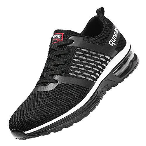 JARLIF Women's Running Shoes Athletic Breathable Sport Tennis Air Fitness Gym Jogging Sneakers US5.5-10