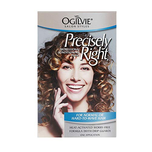 Ogilvie Salon Styles Professional Perm for Normal or Hard to Wave Hair -