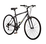 700c Roadmaster Adventures Men's Hybrid Bike, Dark Blue For Sale