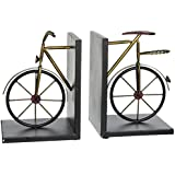 Deco 79 68135 Metal Bookend Pair