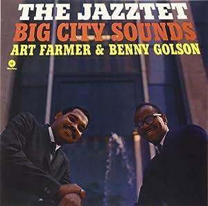 Jazztet Big City Sounds