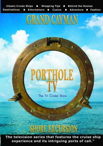 Porthole TV DVD Grand Cayman