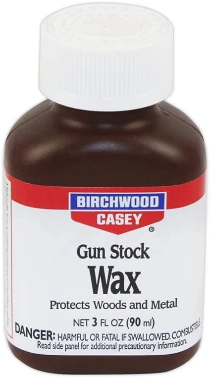 Birchwood Casey Gun Stock Wax