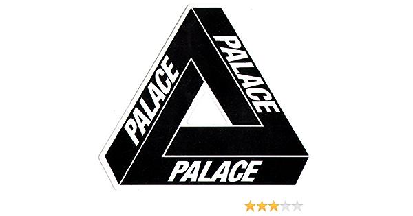 #2 Palace Skateboard Sticker