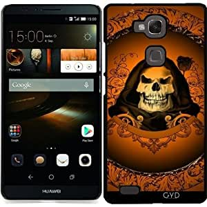 Funda para Huawei Ascend Mate 7 - Cráneo by nicky2342