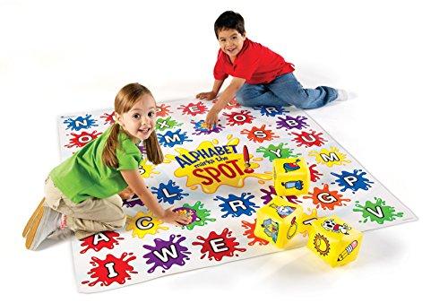 51Ei0HG%2Bk9L - Learning Resources Alphabet Marks The Spot Floor Mat