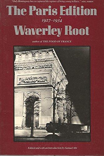The Paris Edition, 1927-1934