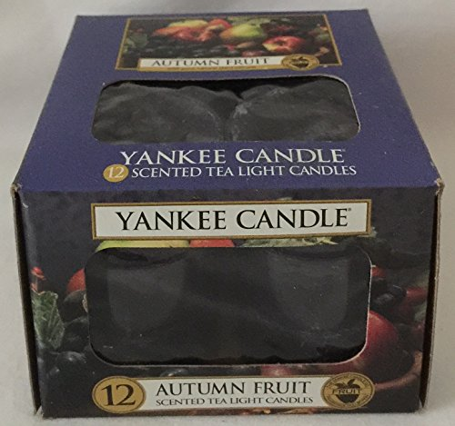 Yankee Candle Autumn Scented Lights product image