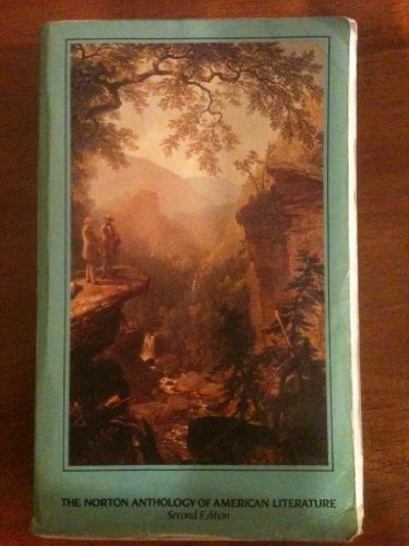 The Norton Anthology of American Literature, Second Edition, Volume 2