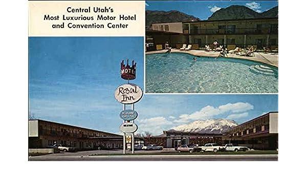 Amazon Com Royal Inn Motor Hotel Restaurant Provo Utah