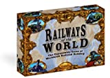 planet steam board game - Eagle-Gryphon Games Railways Of The World Strategy Board Game