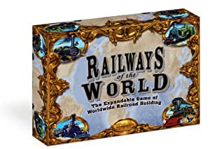 Eagle Games Railways of the World