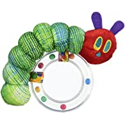 The World of Eric Carle, The Very Hungry Caterpillar Ring Rattle, 6