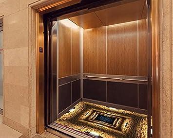 3d Fußboden Erstellen ~ Ruvitex d boden vinyl dekor pvc aufzug teppich aufkleber flur