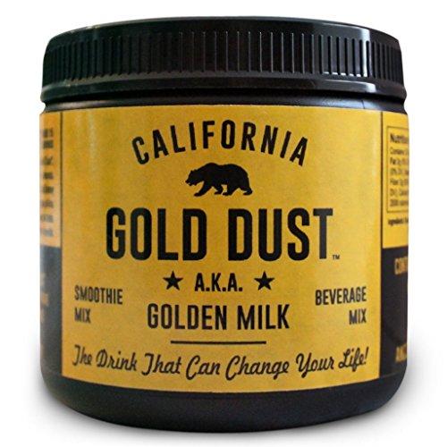 (Organic Golden Milk Chai Superfood Powder California Gold Dust)