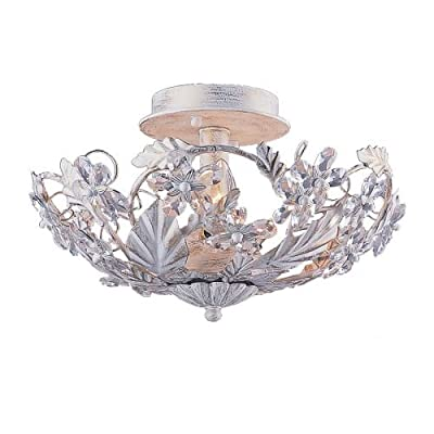 Abbie Semi Flush Mount Light