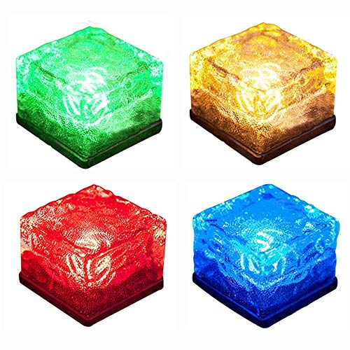 Outdoor Solar Light Cubes in US - 9