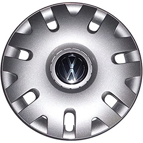 Volkswagen 6q0071455 Rueda Juego de tapacubos 15