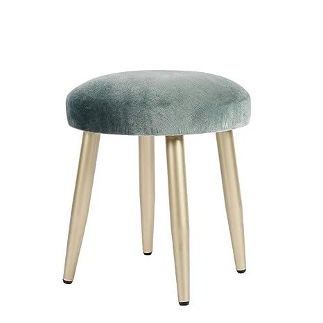 Fine Amazon Com Liyin Footstool Vanity Stool Ottoman Footstool Machost Co Dining Chair Design Ideas Machostcouk