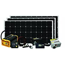 Go Power! Extreme Complete Solar and Inverter System, 480W