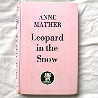 book cover of Leopard in the Snow