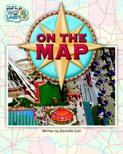 Steck-Vaughn Pair-It Turn and Learn Transition 2-3: Individual Student Edition On the Map/X Marks the Spot ePub fb2 book