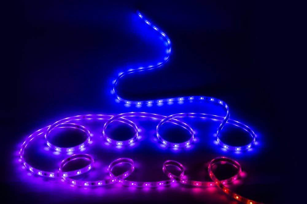 Heitronic LED Außenleuchte LED DIGITAL STRIP 5M RGB RGB RGB + WARMWEISS IP44 IP44   LEDs fest verbaut 24W Farbwechsel   38038 c0d271