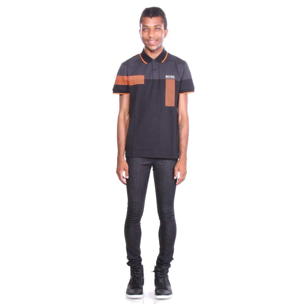 Hugo Boss Mens Paddy Pro 2 Polo T-Shirts 65/% Cotton 35/% Polyester