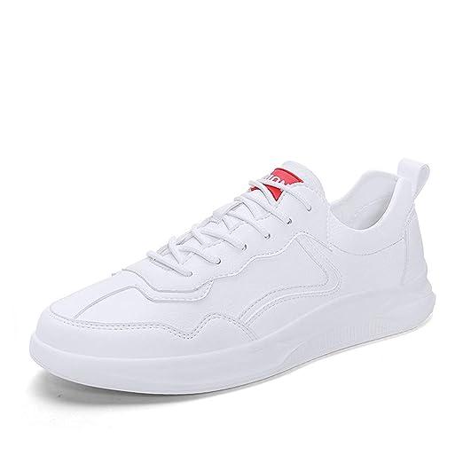 Sunny&Baby Zapatillas de Deporte Planas para Hombre Zapatos ...
