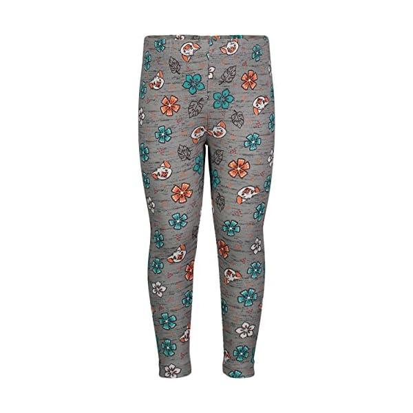 Disney Moana Girls Top and Leggings Set
