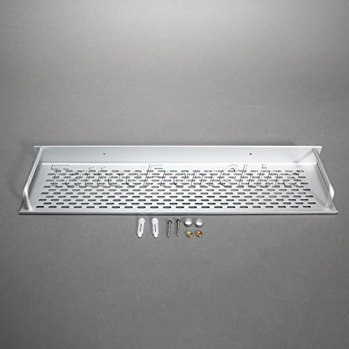 Aluminium Wall Mounted Shower Storage Holder Shelf Rack 60cm Bathroom Accessorie
