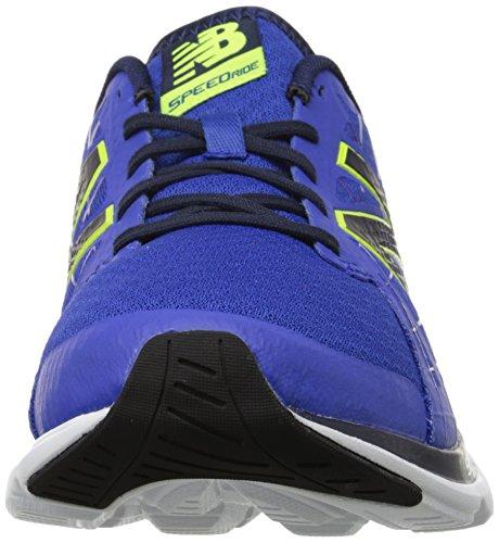 New Balance Men's M690v4 Running Shoe Blue/Yellow footlocker pictures sale online cheap sale visit new clearance cheapest price dscuTkdga0