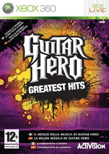 Guitar Hero Greatest Hits [Importación italiana]: Amazon.es ...
