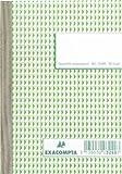 Exacompta 3240E Lot de 10 Manifolds 5 X 5 14,8/10,5 50 Feuillets Doubles Autocopiants