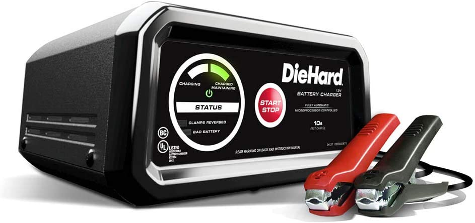 DieHard DH137 Battery Charger}