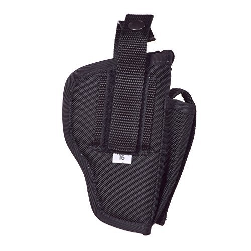 Gum Creek Standard Size 16 Holster with Mag Pouch Black