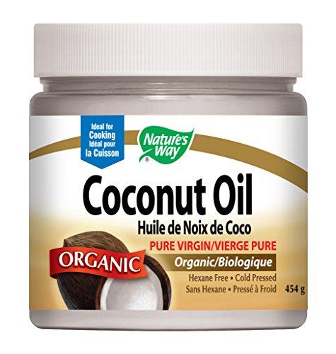 Way huile de coco de la nature, 16 oz