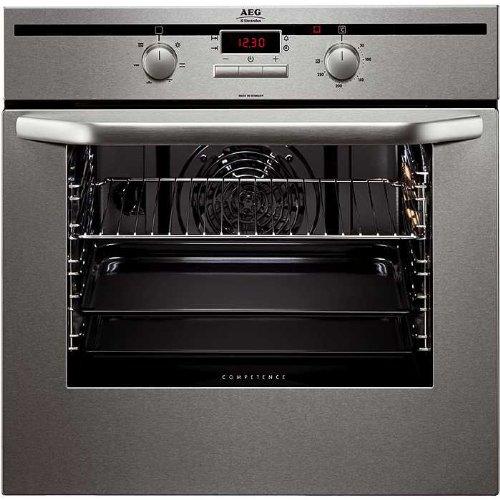 AEG B1100M inb solo oven rvs - Horno (Horno eléctrico, 55 L, 3000 ...