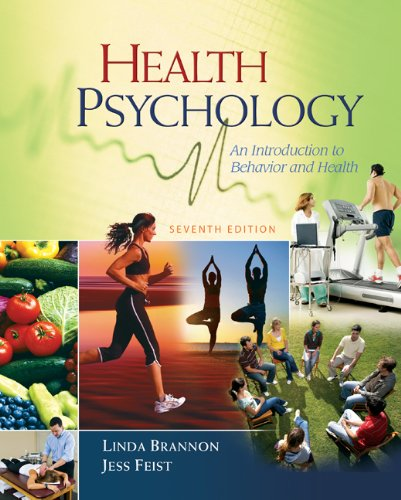 Health Psychology: An Introduction to Behavior and Health (PSY 255 Health Psychology) Pdf