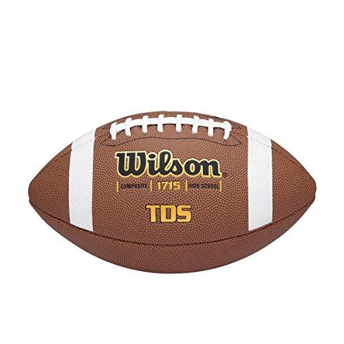 Wilson Tds Leather Football - Wilson® TD Composite Series Football (EA)