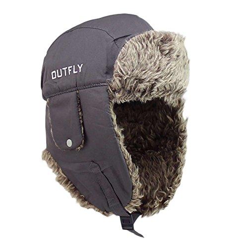 pareja hat Mujer invierno beanie cap D E macho hat hembra ski engrosamiento MASTER sombreros caliente outdoor Halloween Hombre Navidad oreja XTxqqfwzv