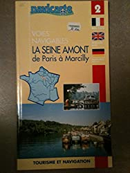 Carte marine : La Seine de Paris à Marcilly