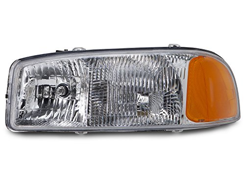 gmc-sierra-yukon-headlight-oe-style-replacement-headlamp-driver-side-new