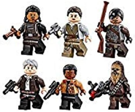 LEGO STAR WARS - Halcón Milenario (75105): Amazon.es: Juguetes y juegos