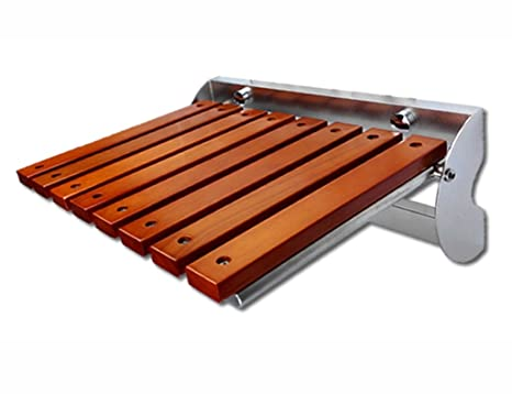 Sgabello step in legno massello sgabello pieghevole con gradini